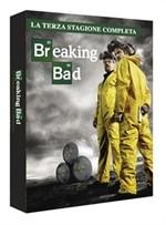 La copertina di Breaking Bad - Stagione 3 (dvd)