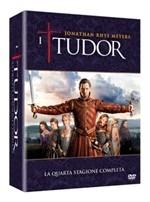 La copertina di I Tudor - Scandali a corte - Stagione 4 (dvd)
