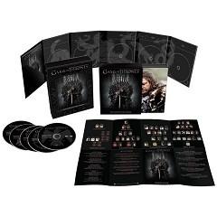 La copertina di Il trono di spade - Stagione 1 (dvd)