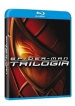 La copertina di Spider-Man - Trilogia (blu-ray)