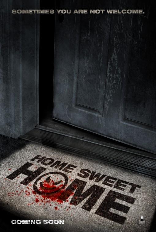 Home Sweet Home: la locandina del film