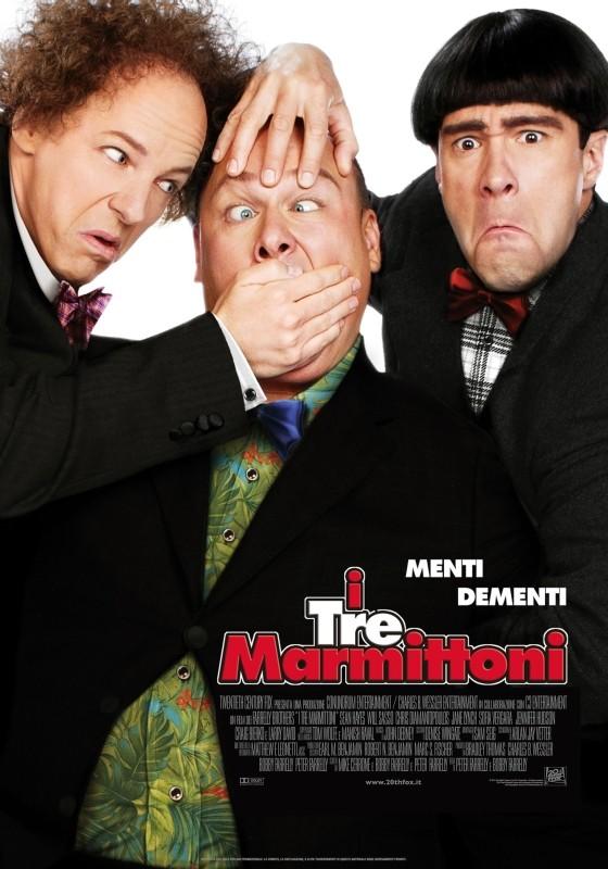 I tre marmittoni: la locandina italiana del film