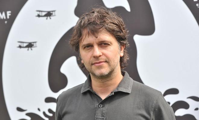 Juan Carlos Fresnadillo in una foto promozionale al Festival di Sitges
