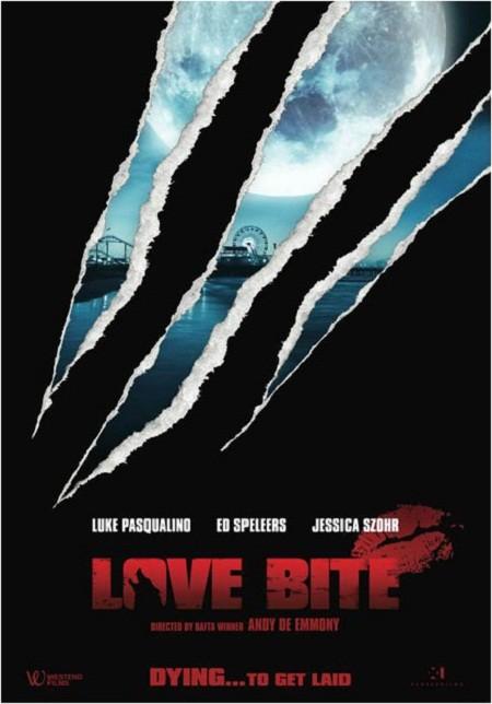 Love Bite: la locandina del film