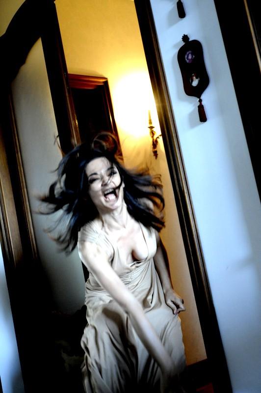 Una intensa Viviana Dragani