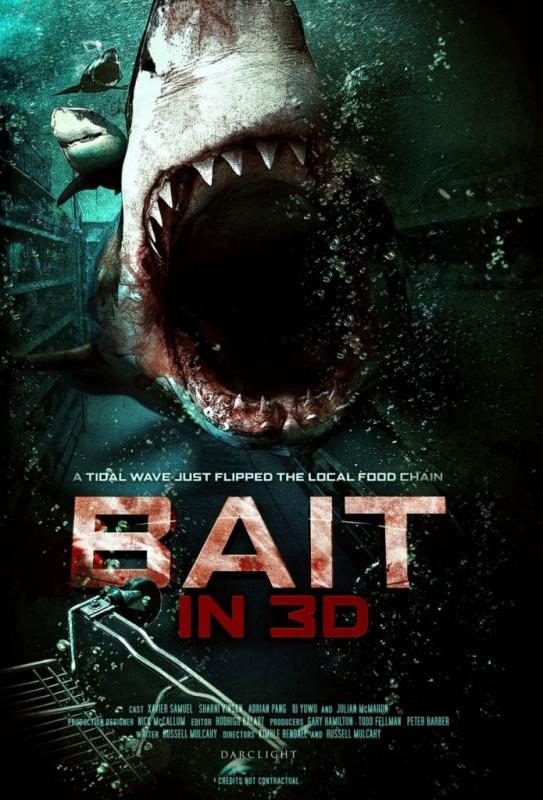 Bait: la locandina del film