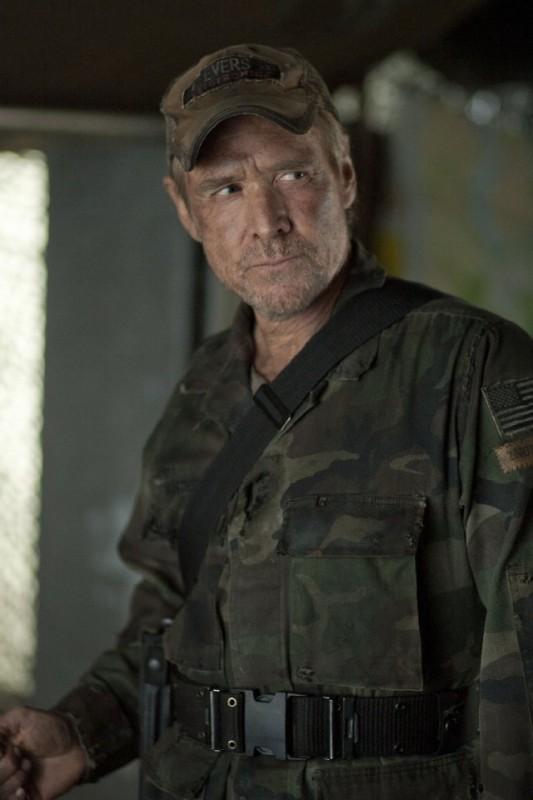 Falling Skies: Will Patton è il colonnello Weaver nell'episodio Worlds Apart