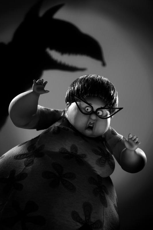 Frankenweenie: il character portrait della mamma di Bob