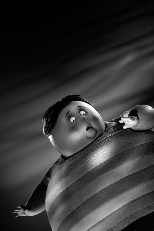 Frankenweenie: il character portrait di Bob