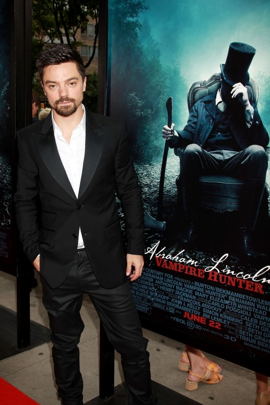 La leggenda del cacciatore di vampiri: Dominic Cooper a New York City per la premiere mondiale del film