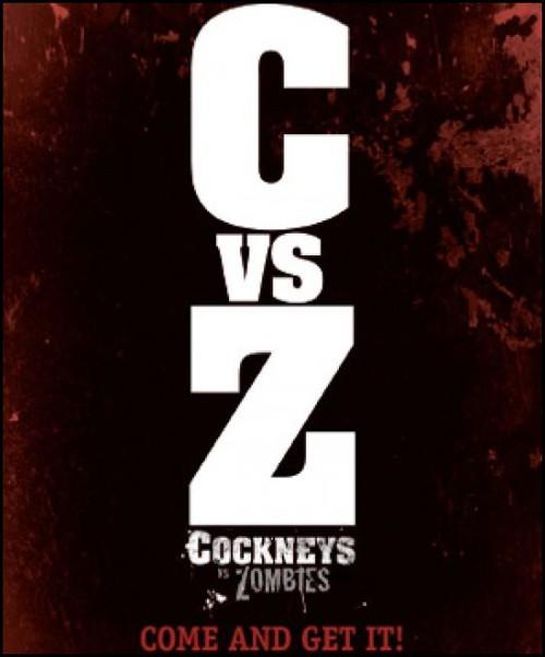 Cockneys vs. Zombies: la locandina del film