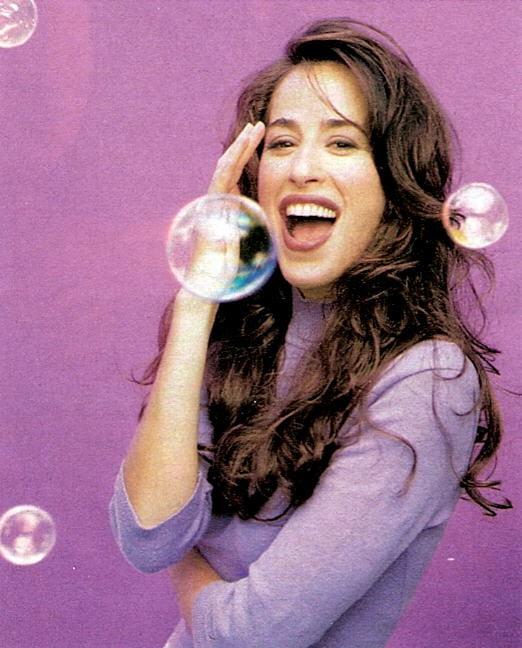 L'attrice Maggie Wheeler
