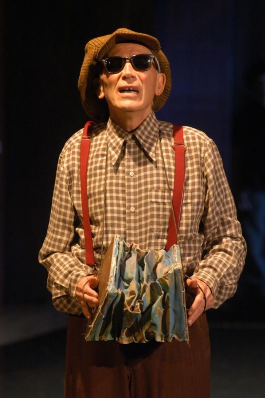 Torino - Teatro Carignano: Mattia Machiavelli in Upupa My Dream is My Rebel King di A. Orfanò