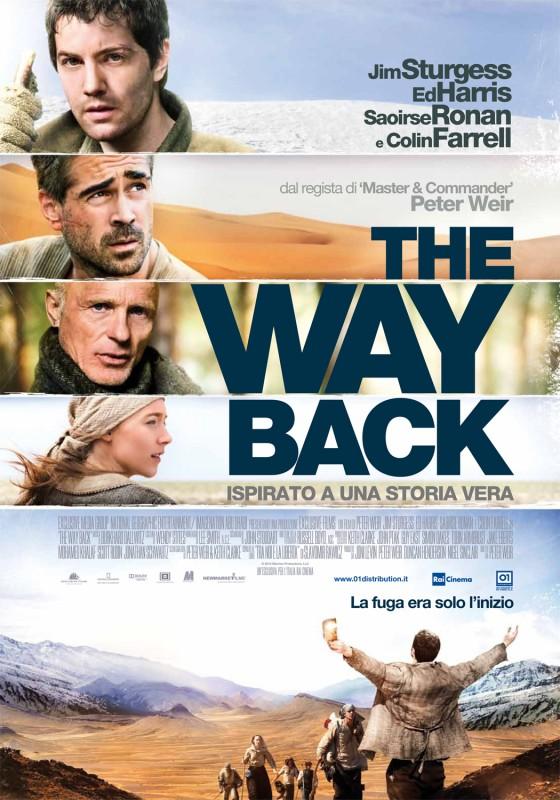 The Way Back: la locandina italiana