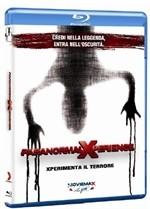 La copertina di Paranormal Xperience (blu-ray)