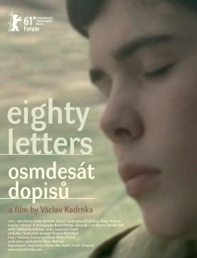Eighty Letters: la locandina del film