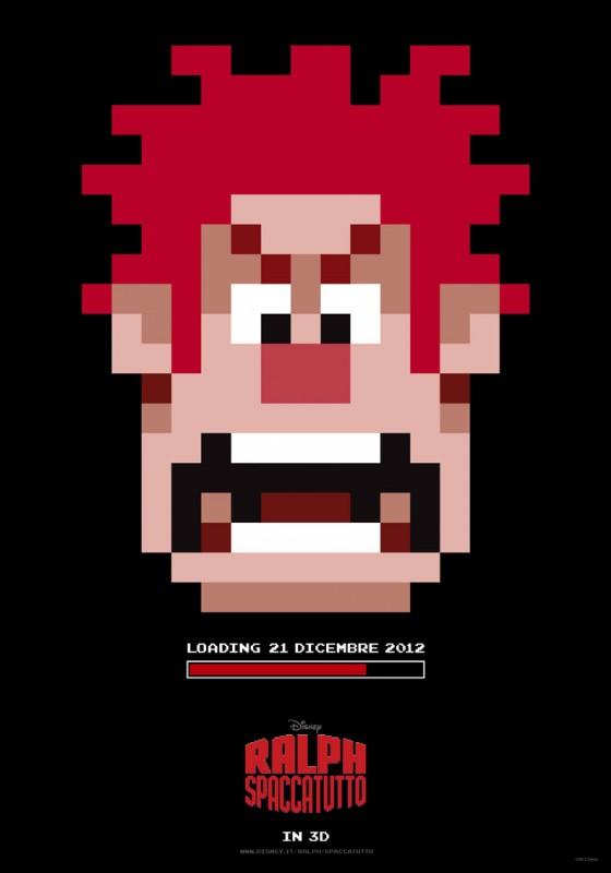 Ralph Spaccatutto: il teaser poster italiano