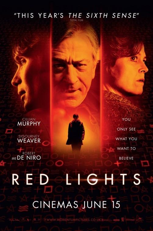 Red Lights: poster UK