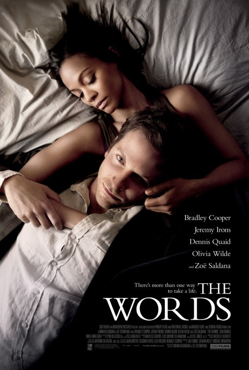 The Words: nuovo poster USA