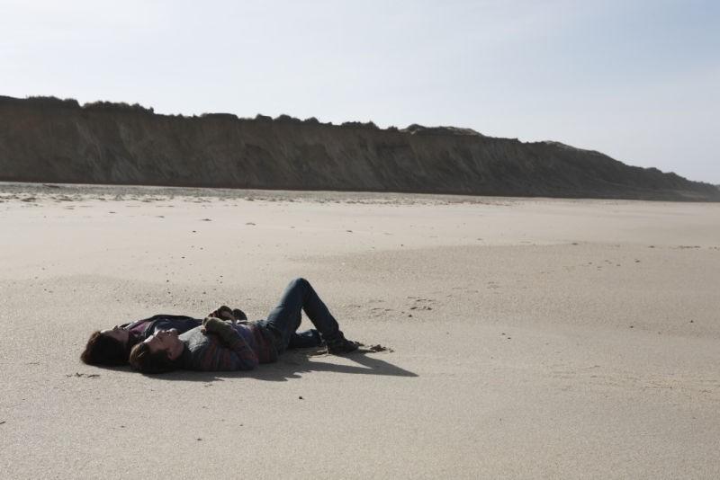 Womb: Eva Green e Matt Smith in un'intensa scena del film