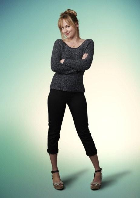Ben & Kate: Dakota Johnson in una foto promozionale della serie
