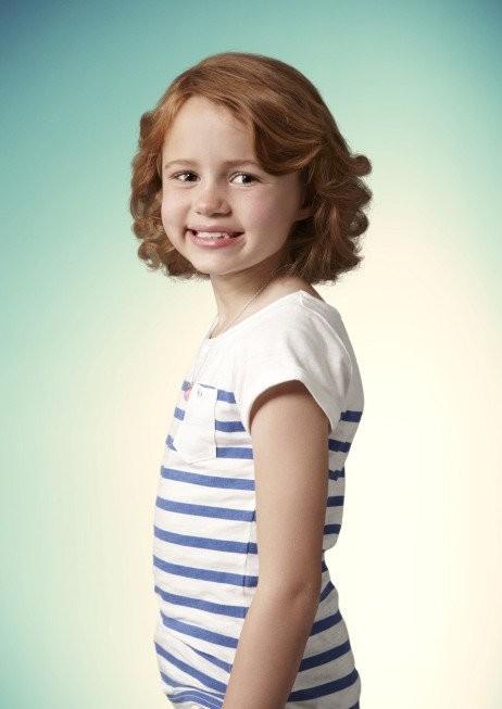 Ben & Kate: Maggie Elizabeth Jones in una foto promozionale della serie