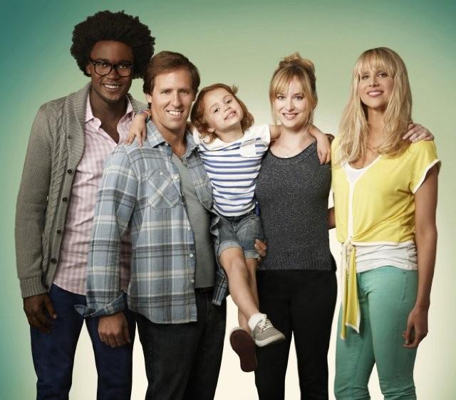 Ben & Kate: una foto promozionale del cast