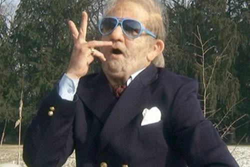 Fabrizio Biggio nello show I Soliti Idioti