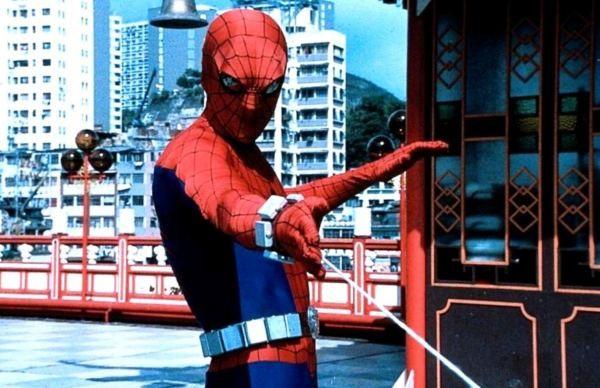 L'uomo ragno: Nicholas Hammond nei panni di Spider-Man