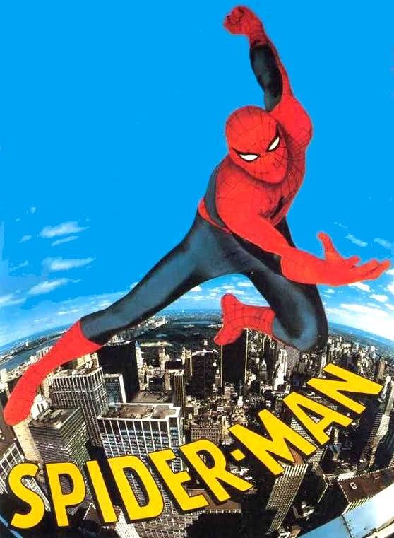 L'uomo ragno: un poster della serie