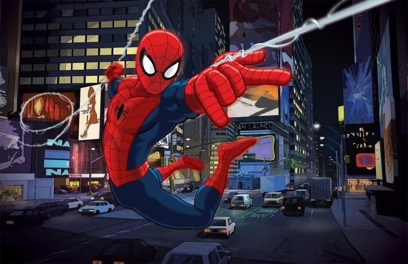 Ultimate Spider-Man: un'immagine della serie animata