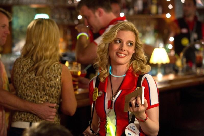 Cercasi amore per la fine del mondo: Gillian Jacobs in una scena del film