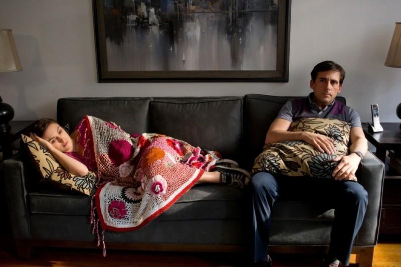 Cercasi amore per la fine del mondo: i protagonisti Steve Carell e Keira Knightley in una scena