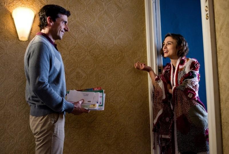 Cercasi amore per la fine del mondo: Steve Carell e Keira Knightley in un momento del film