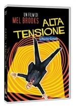 La copertina di Alta tensione (dvd)