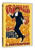 La copertina di Austin Powers: il controspione (dvd)