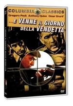 La copertina di ...e venne il giorno della vendetta (dvd)