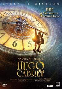 La copertina di Hugo Cabret (dvd)