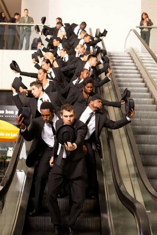 Step Up Revolution: una scena di ballo corale tratta dal film