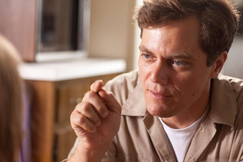 Take Shelter: Michael Shannon in una scena tratta dal film