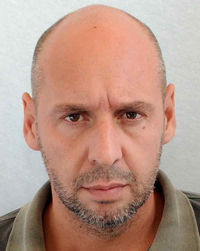 Il regista Jaume Balagueró in una foto promozionale