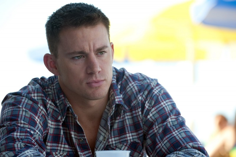 Magic Mike: Channing Tatum in una immagine del film di Soderbergh
