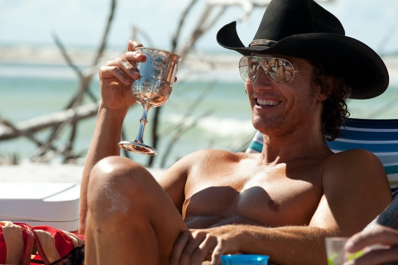 Matthew McConaughey in Magic Mike di Steven Soderbergh