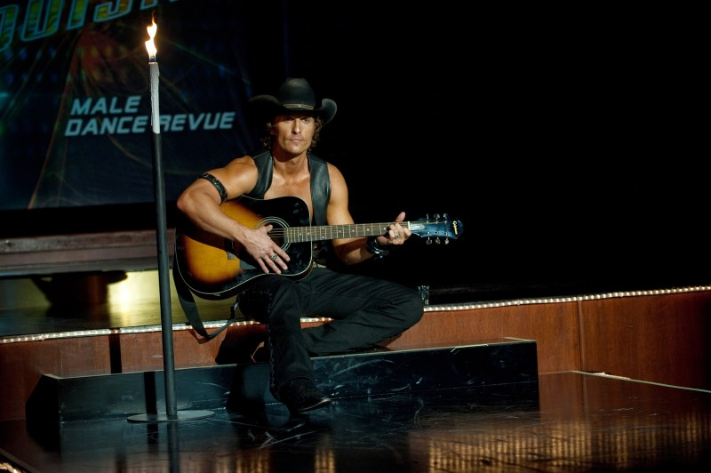 Matthew McConaughey interpreta il ruolo di Dallas in Magic Mike