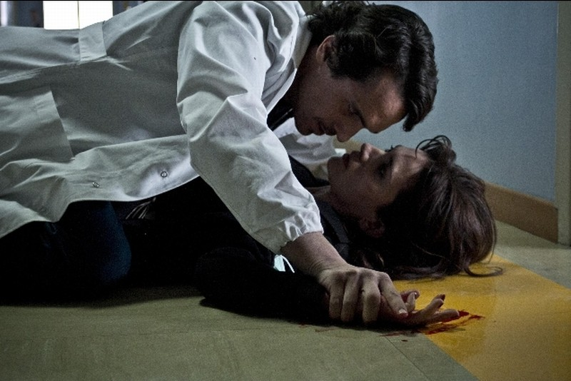 Bella addormentata: Maya Sansa e Gianmarco Tognazzi nella prima immagine del film di Marco Bellocchio