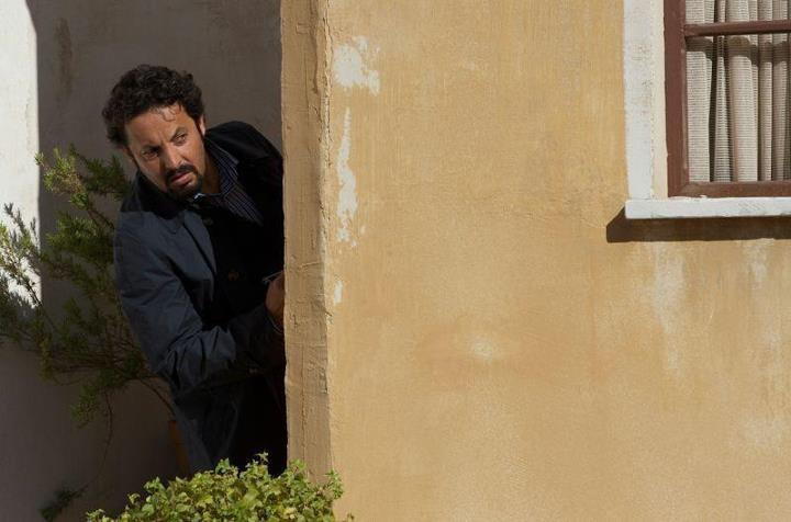 Ci vediamo domani: il protagonista Enrico Brignano nella prima foto del film