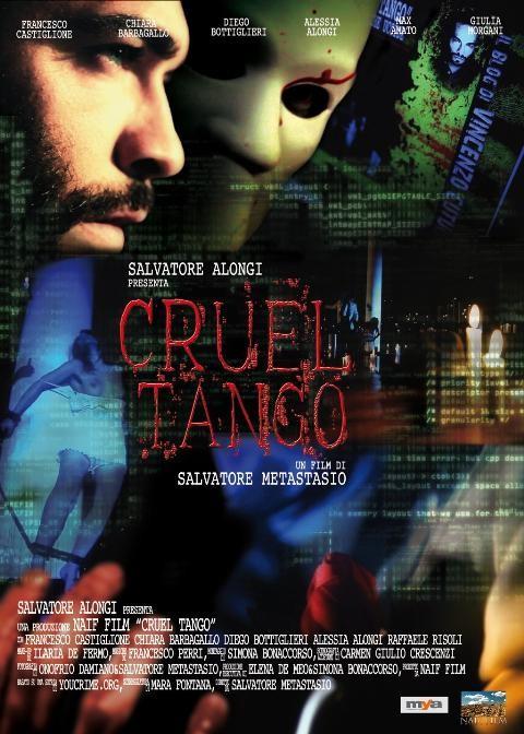 Cruel Tango: la locandina del film