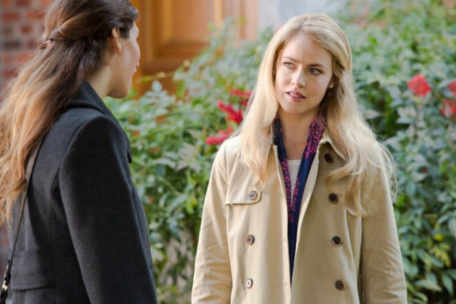 Grimm: Amanda Schull nell'episodio Happily Ever Aftermath