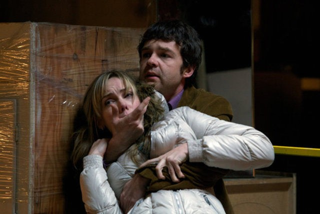 Grimm: Amanda Walsh e Fred Koehler nell'episodio Of Mouse and Man