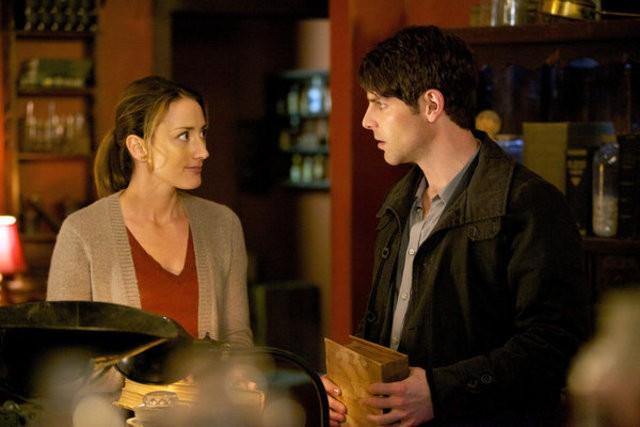 Grimm: Bree Turner e David Giuntoli nell'episodio Love Sick